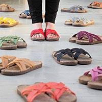 Sandaler, sneakers & støvler