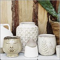 Vaser, skåle & krukker