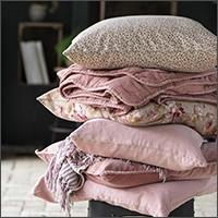 Sofapude, skind & plaider