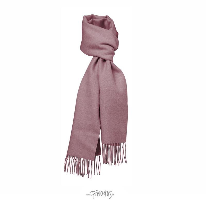 Halstørklæde - Baby alpaca Lavender sparks