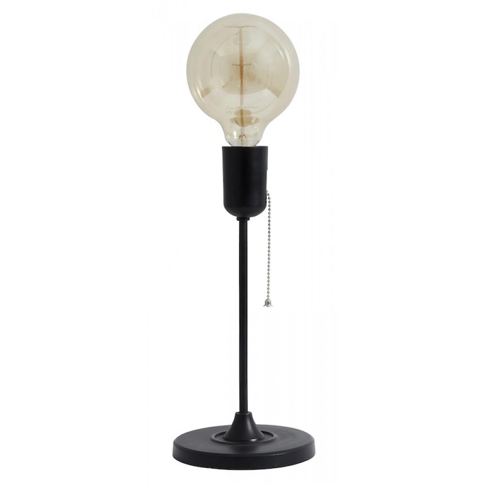 Bordlampe m/kæde