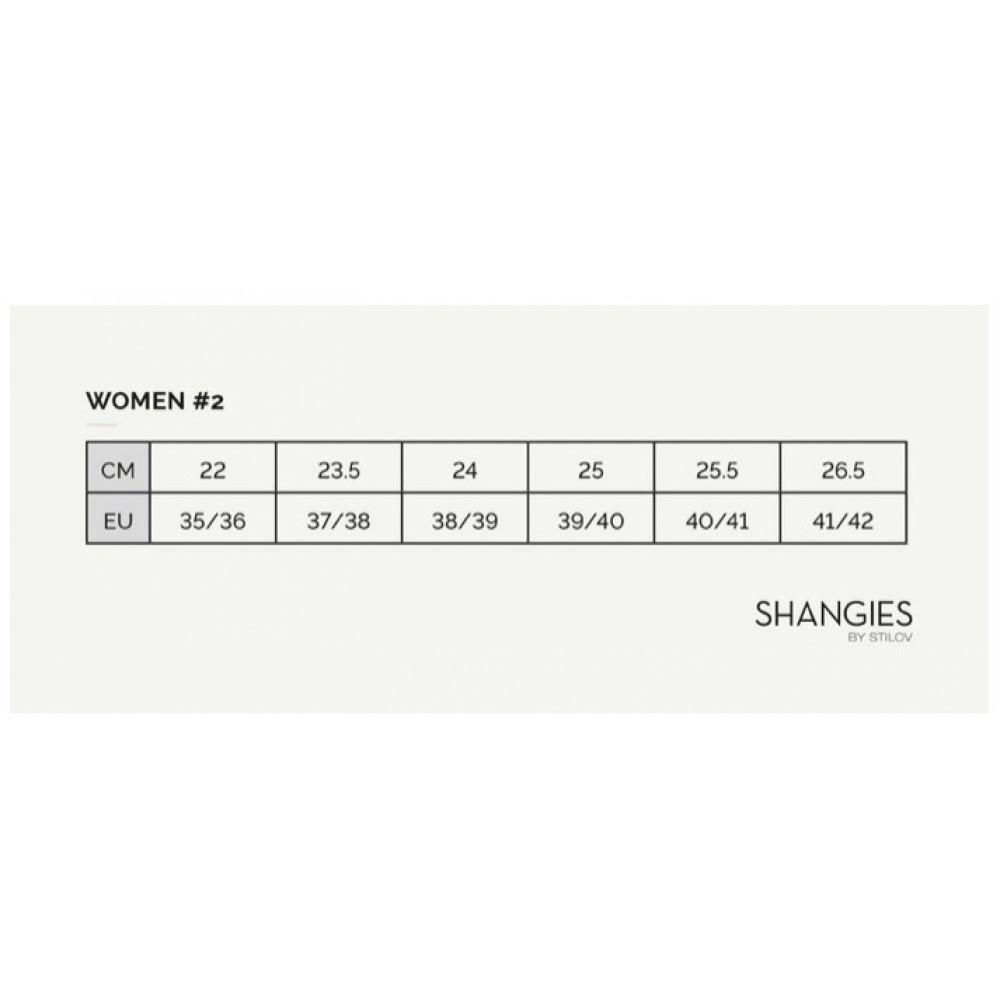 Shangies m/rem Soft sage-32