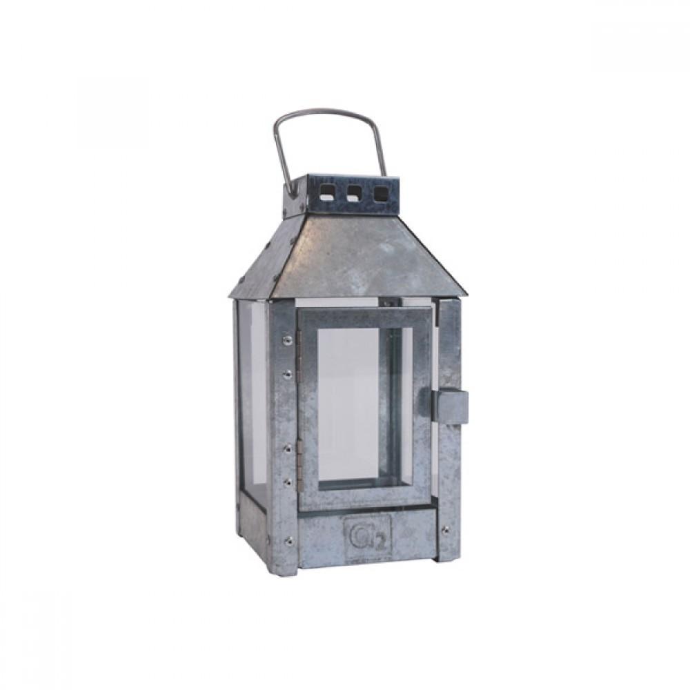 Galvaniseret lanterne A2 living Micro-30