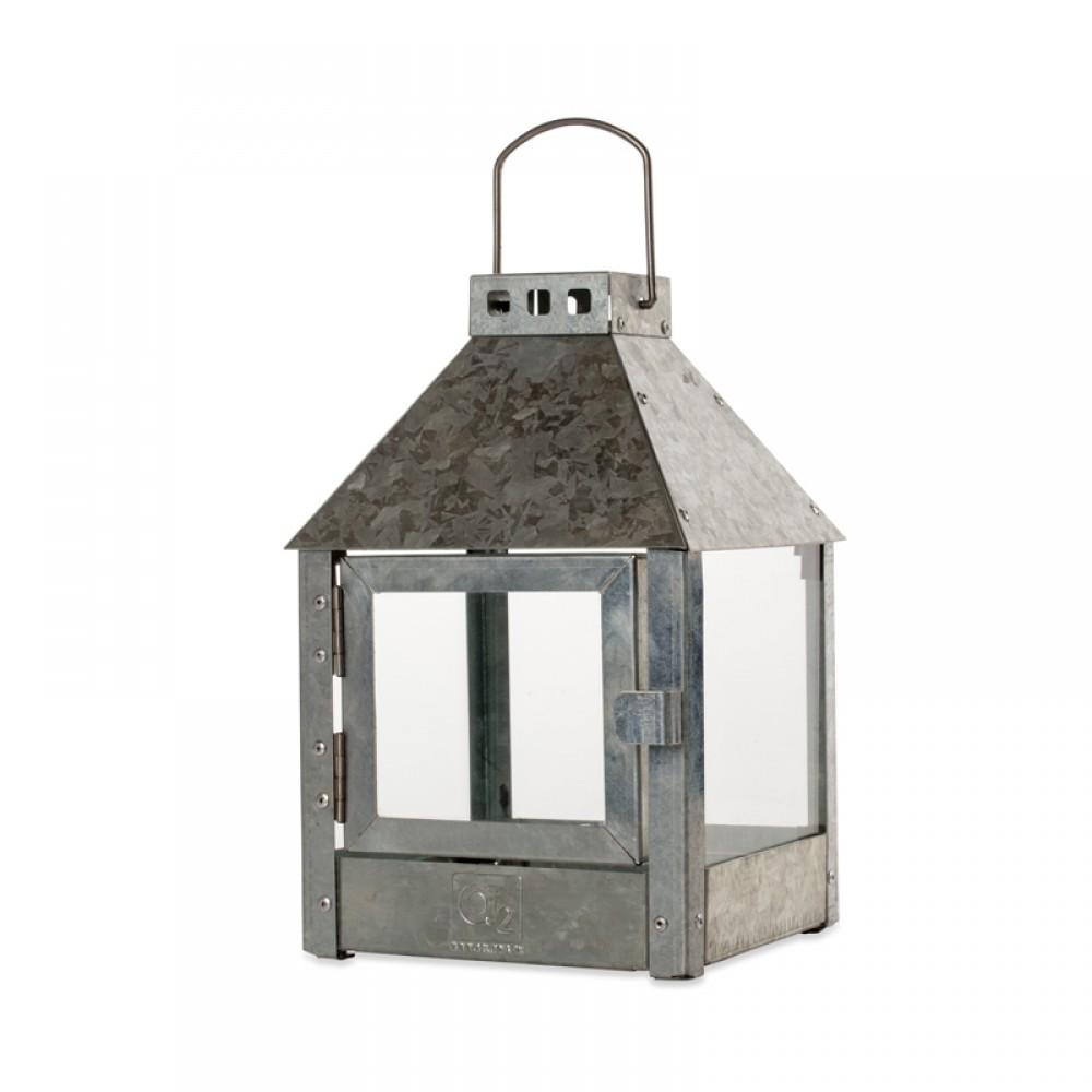 Galvaniseret lanterne A2 living Quadro-30