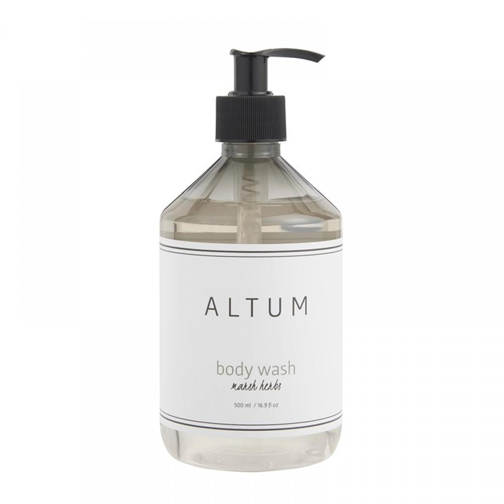 ALTUM Marsh Herbs - Bodywash 500ml.