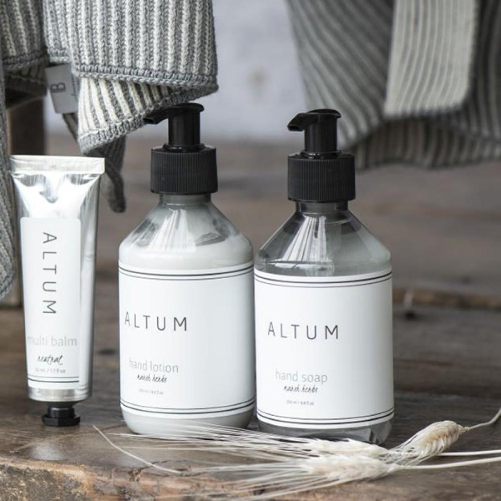 ALTUM Marsh Herbs - Håndlotion 250ml.