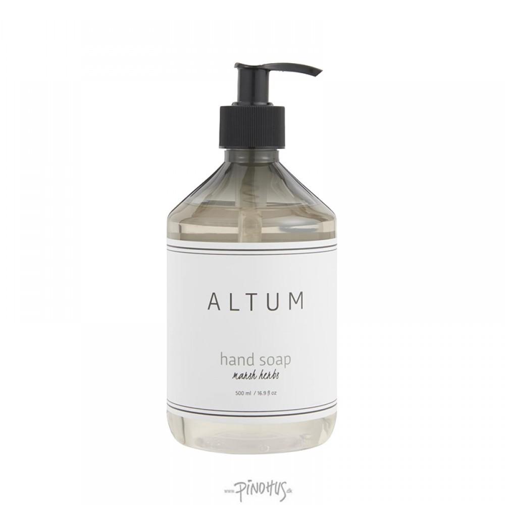ALTUM Marsh Herbs Håndsæbe 500ml.-02
