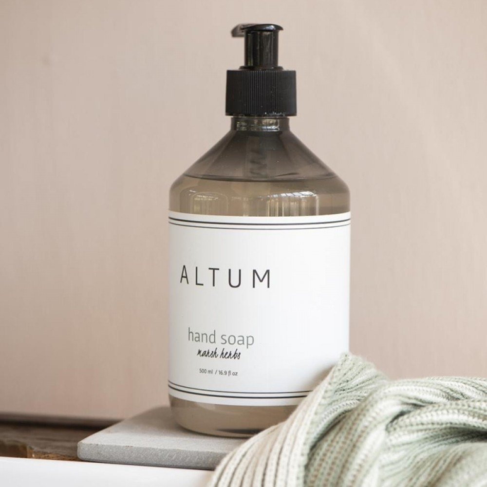 ALTUM Marsh Herbs - Håndsæbe 500ml.
