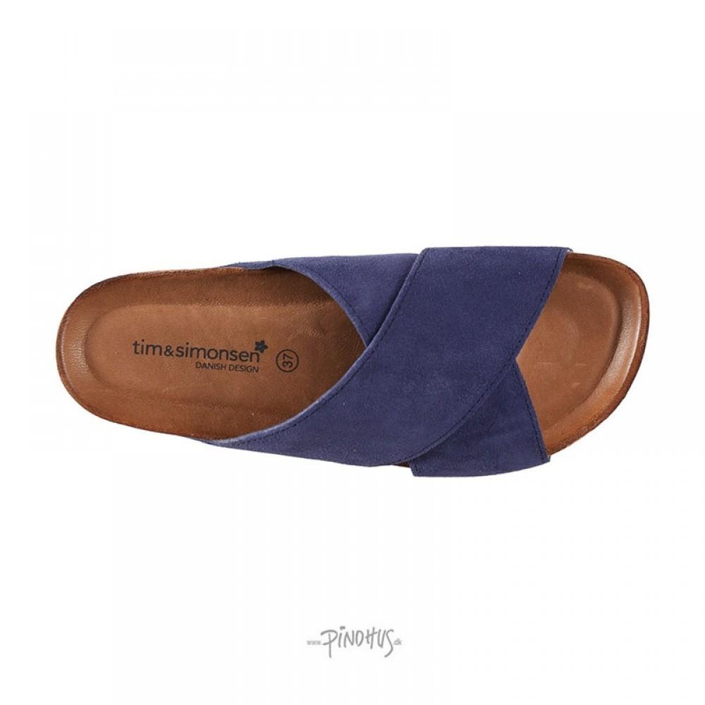 Annet sandal Navy-32