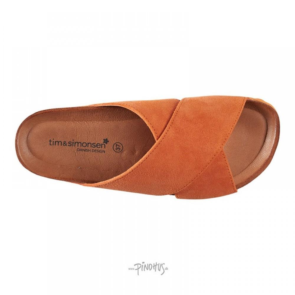 Annet sandal Orange str. 37-31