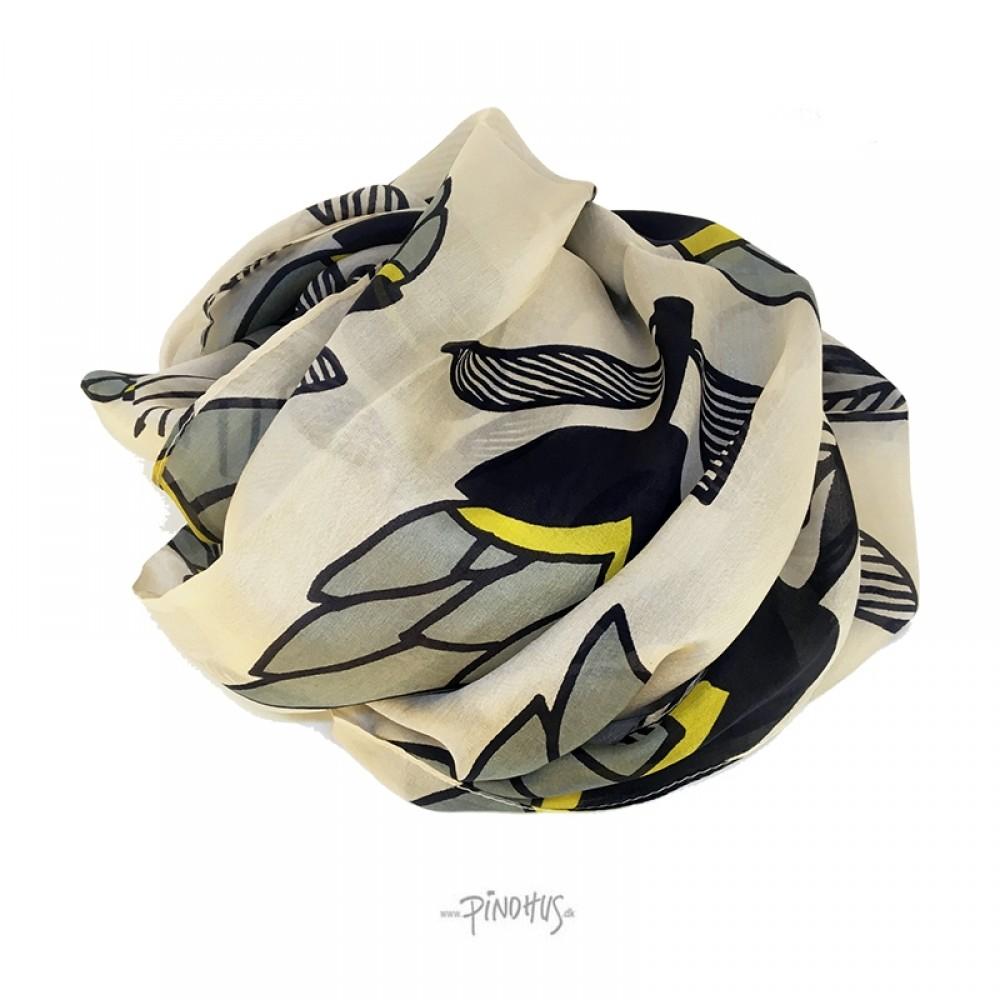Aperitif silke tørklæde Spring-32