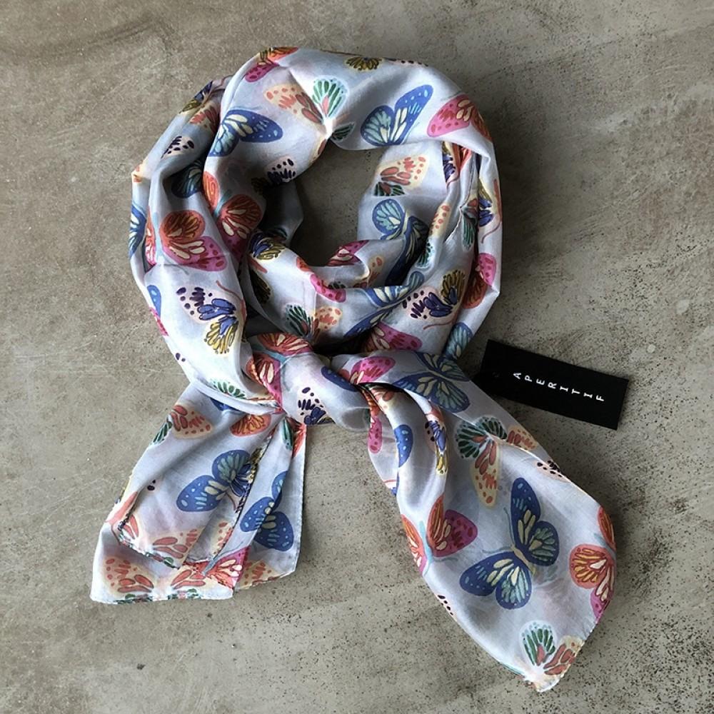 Aperitif silke tørklæde - Butterfly