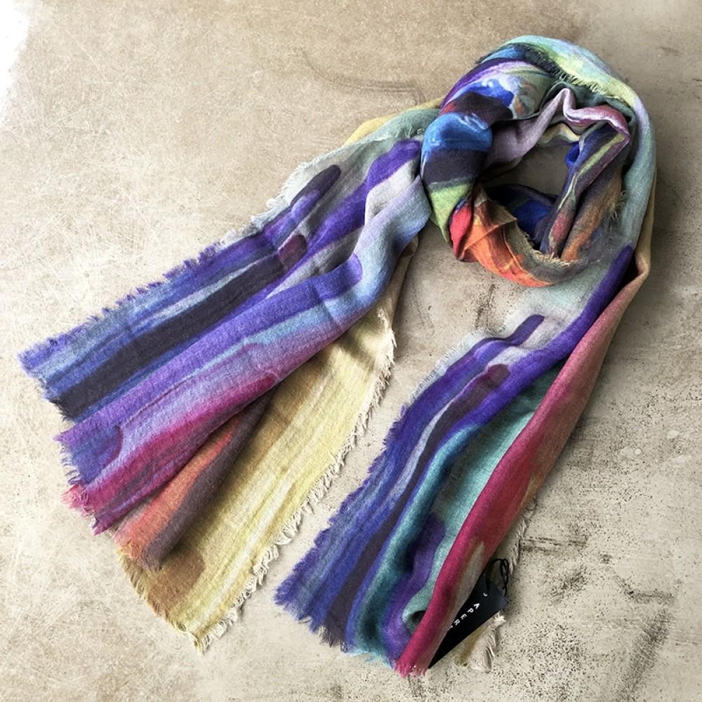 Aperitif tørklæde - Uld/modal People