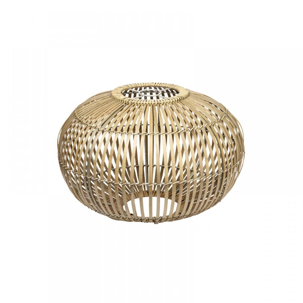 Zep Bambuslampeskærm natur 38cm-30