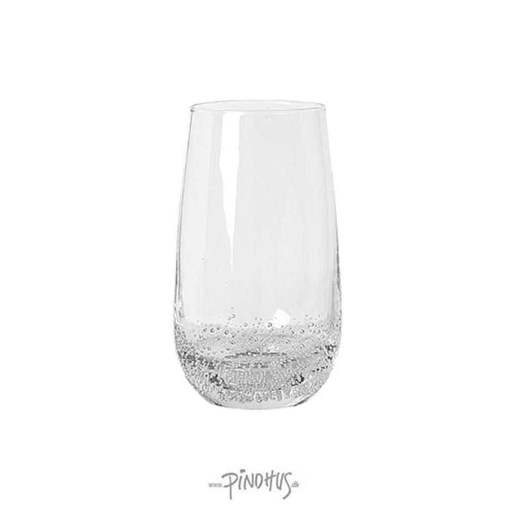 Bubble vandglas H14,9cm