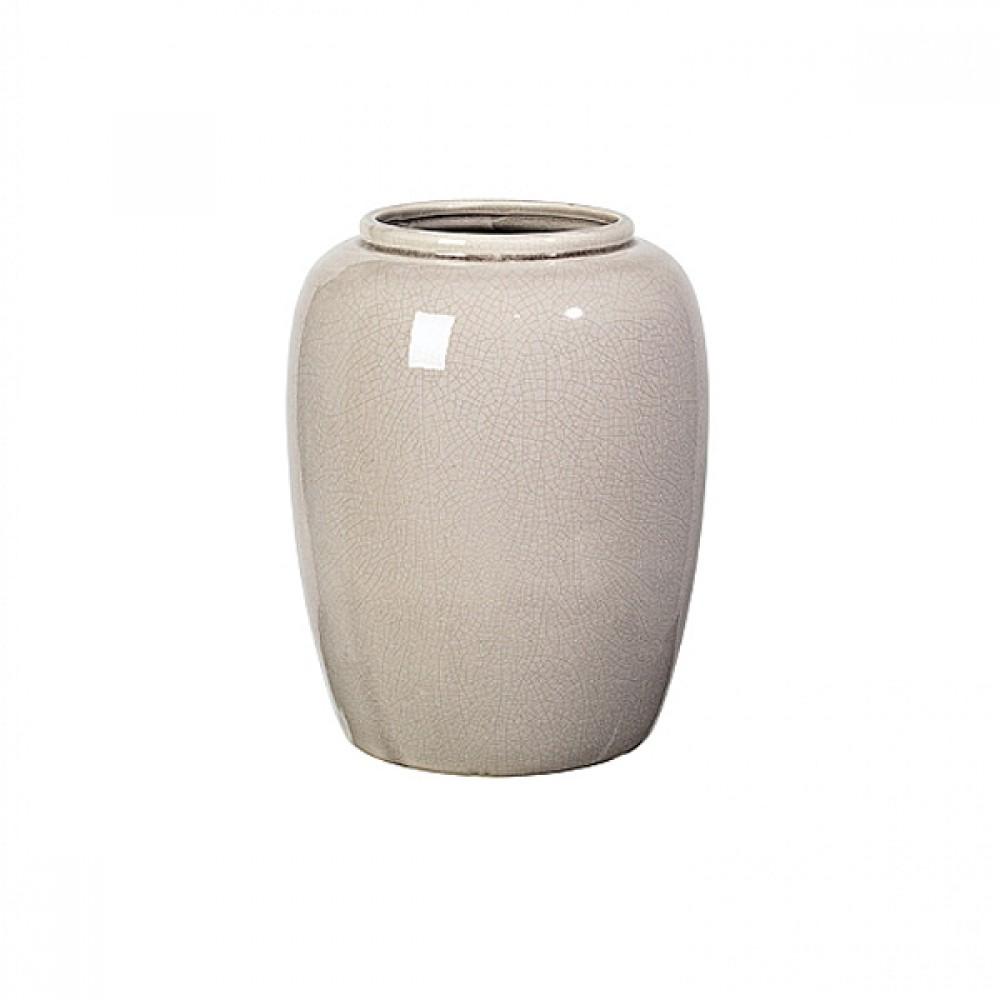 Vase Crackle H25,5cm-30