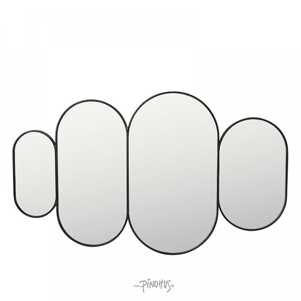 Broste Copenhagen pelle spejl 84cm-31