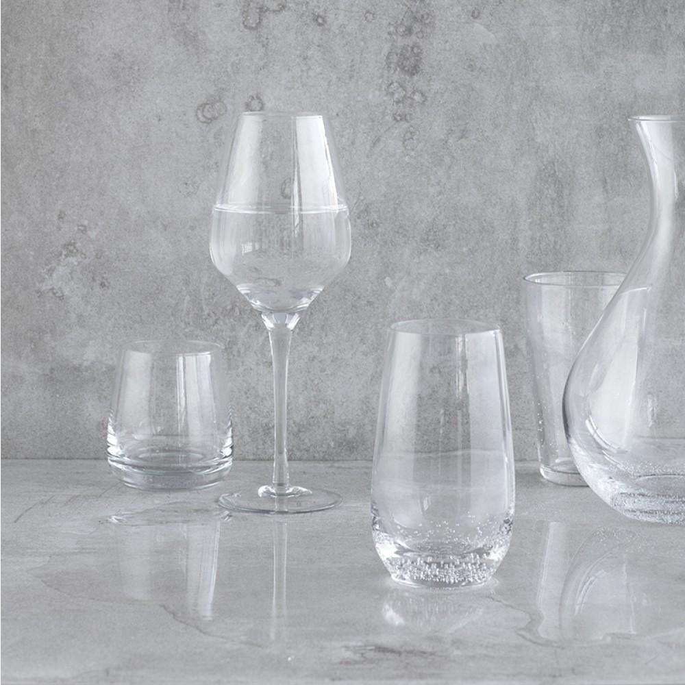 Bubble vandglas H14,9cm-31