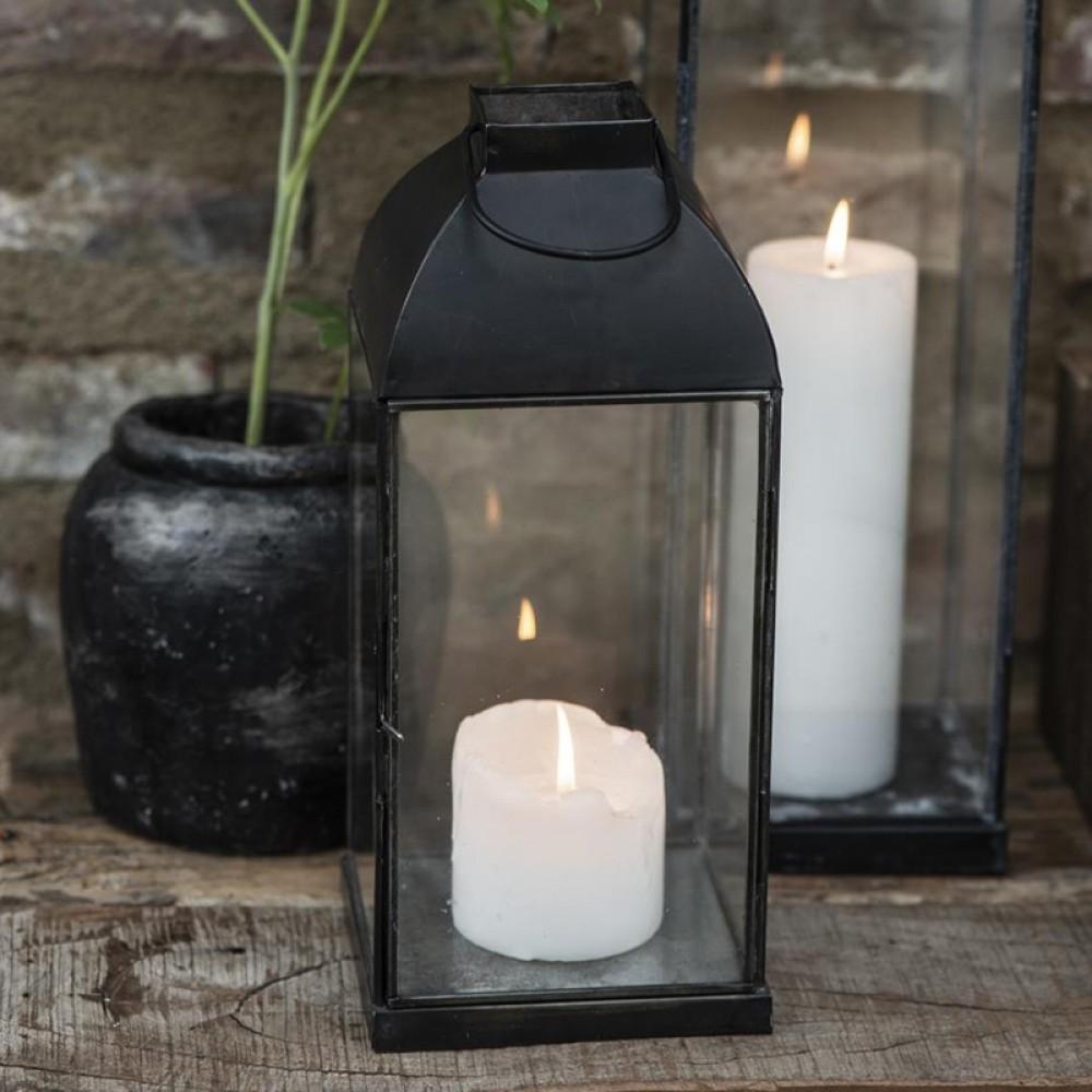 Ib Laursen - Afrundet lanterne H30cm