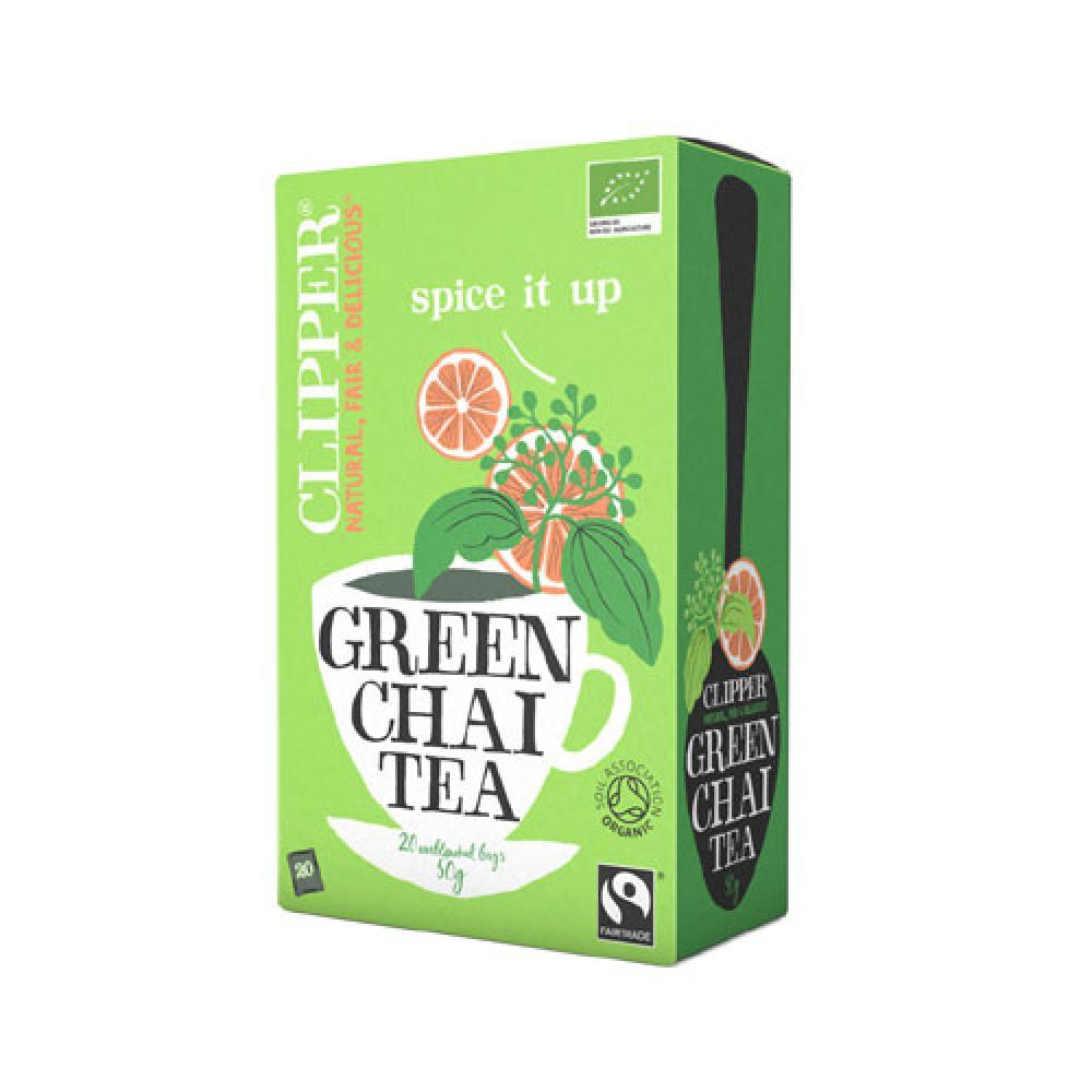 Clipper te Grøn chai øko-3