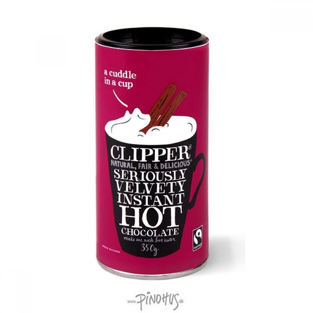 Clipper kakao Instant Kakaopulver til vand-31