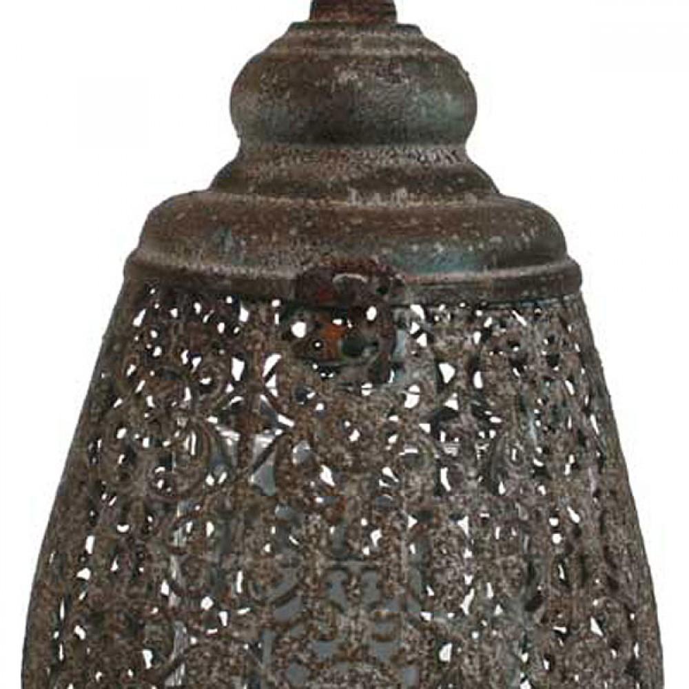 Dråbeformet Lanterne H24cm-30