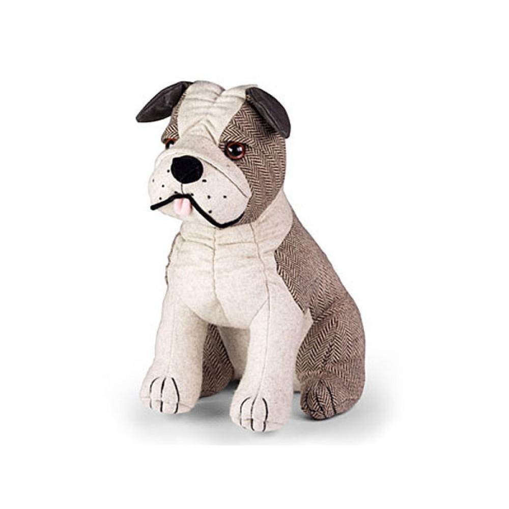 Dørstop Dora Design Bulldog-30