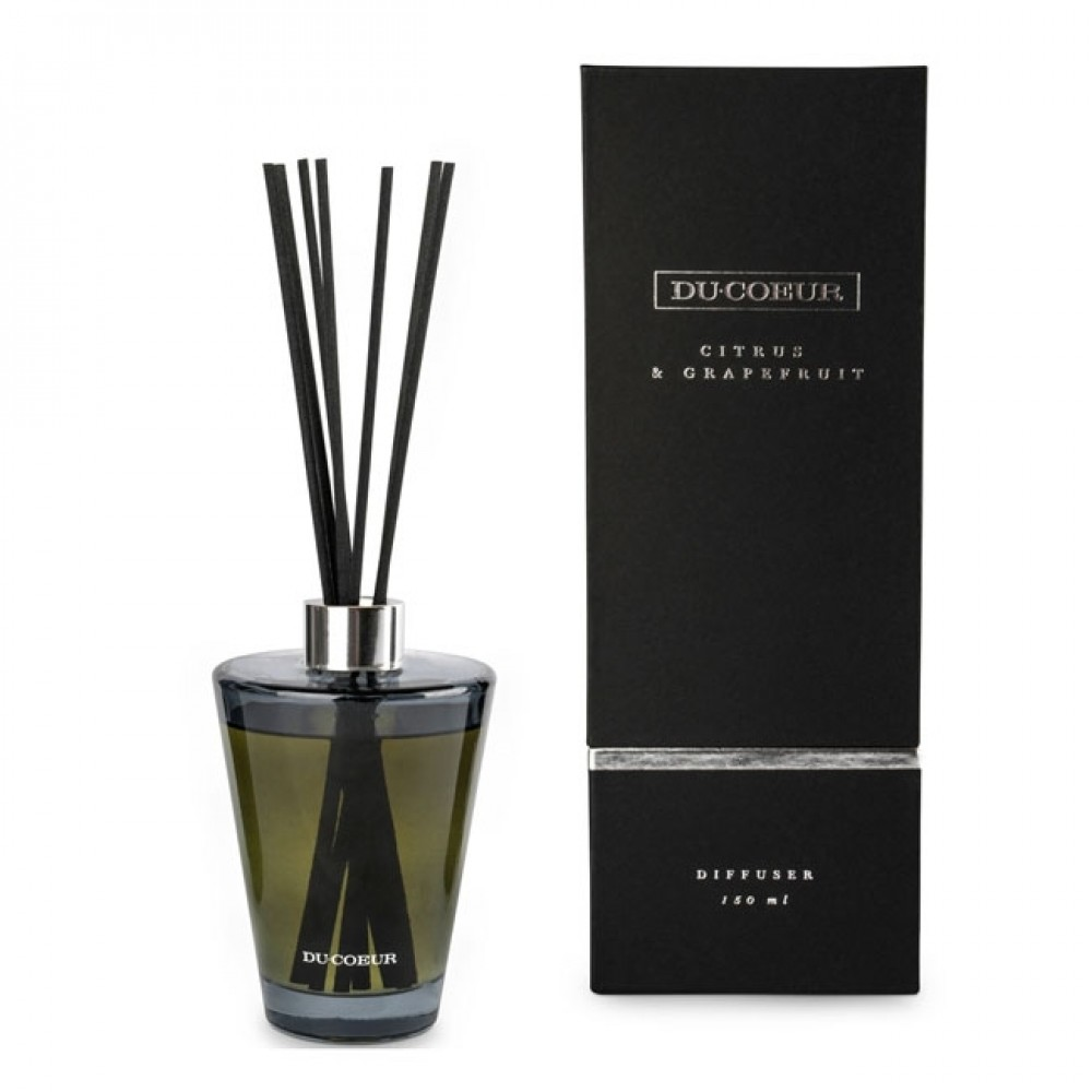 Du Coeur - Diffuser citrus & grape