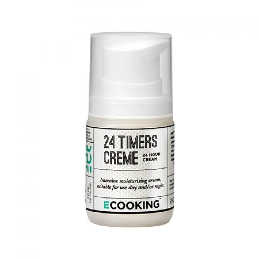 Ecooking - 24 timers creme