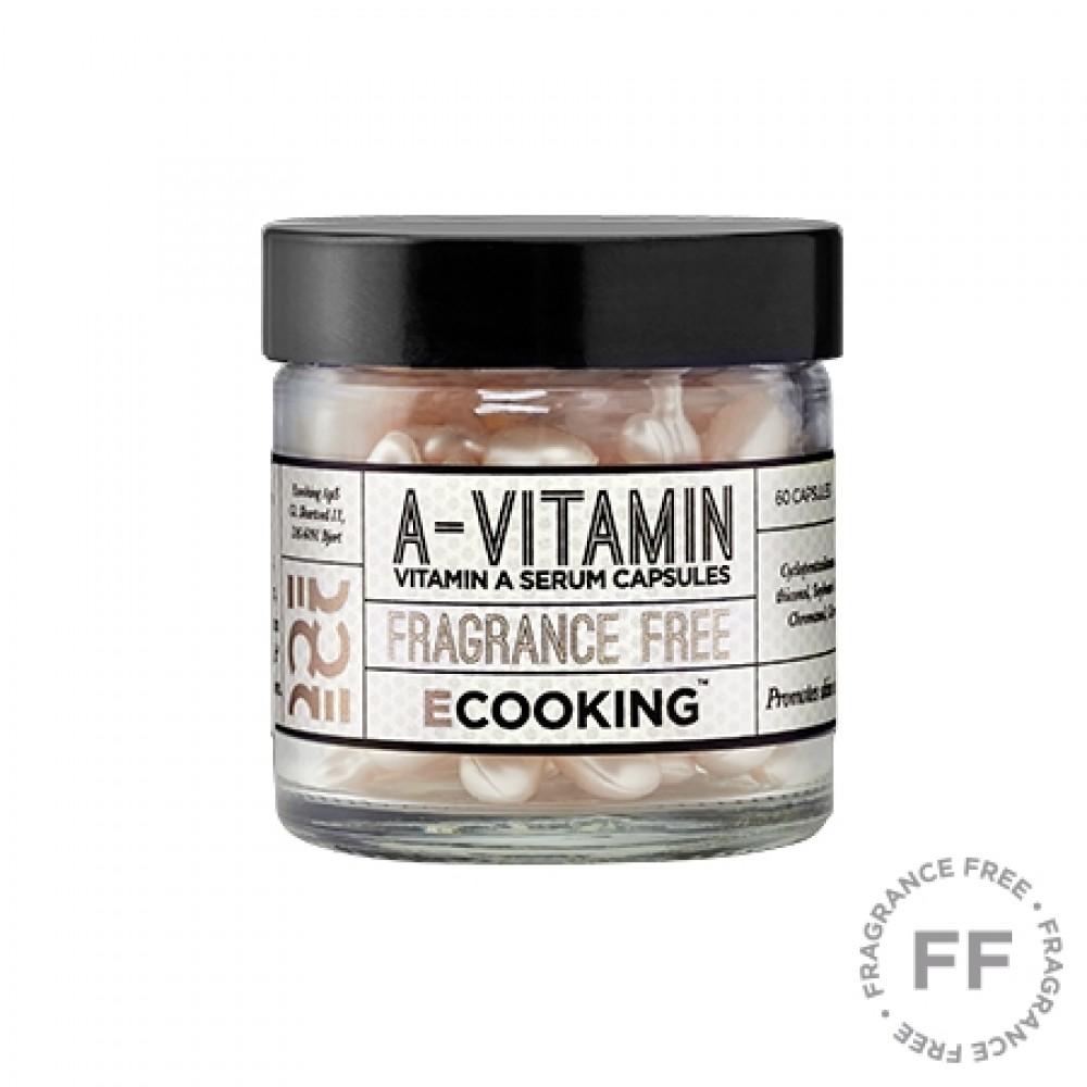 Ecooking A-vitamin serum kapsler-31