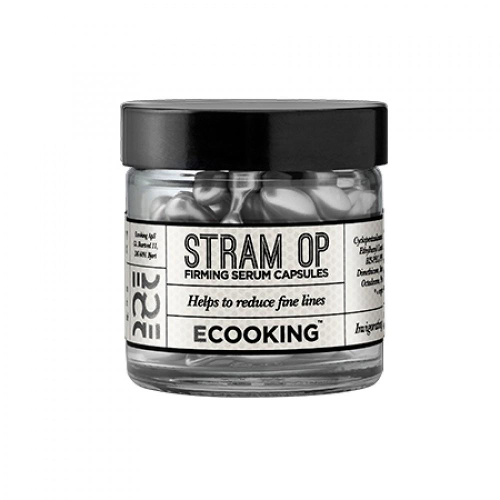 Ecooking - Serum stram op kapsler