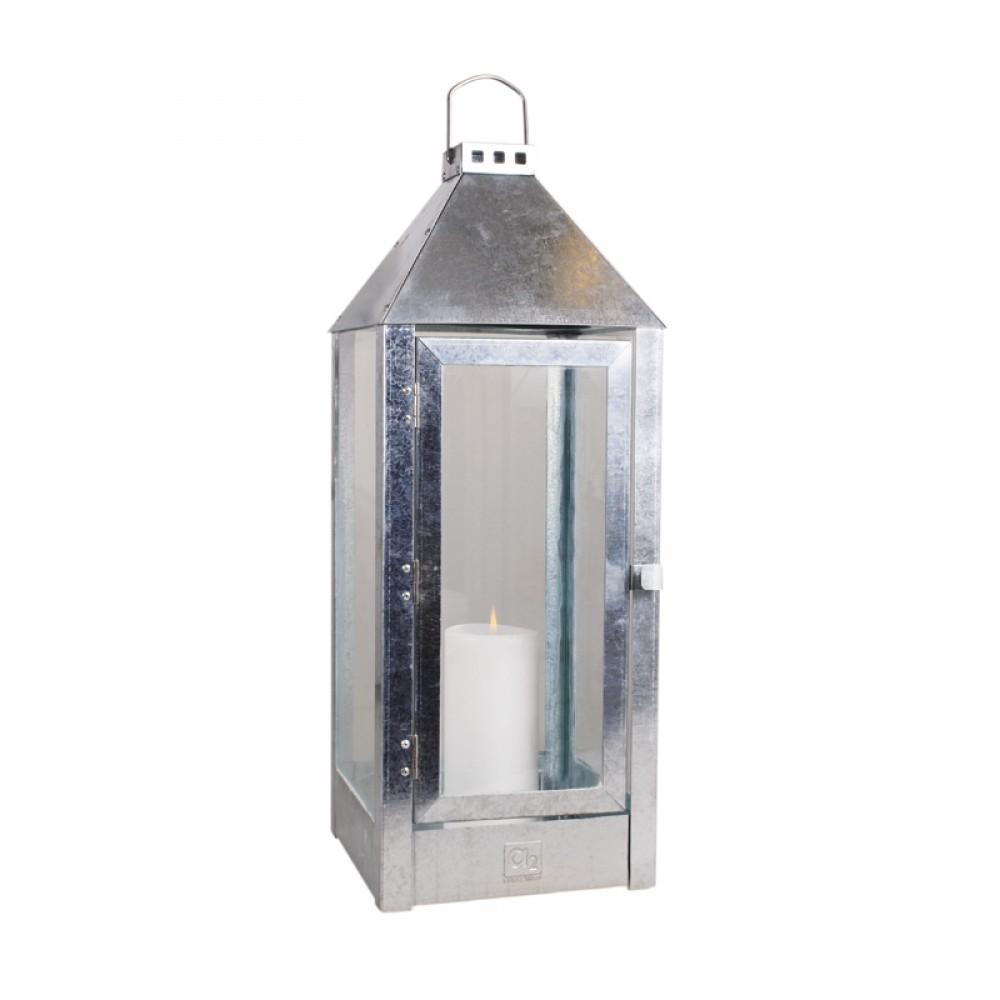 Galvaniseret lanterne A2 living Maxi-30