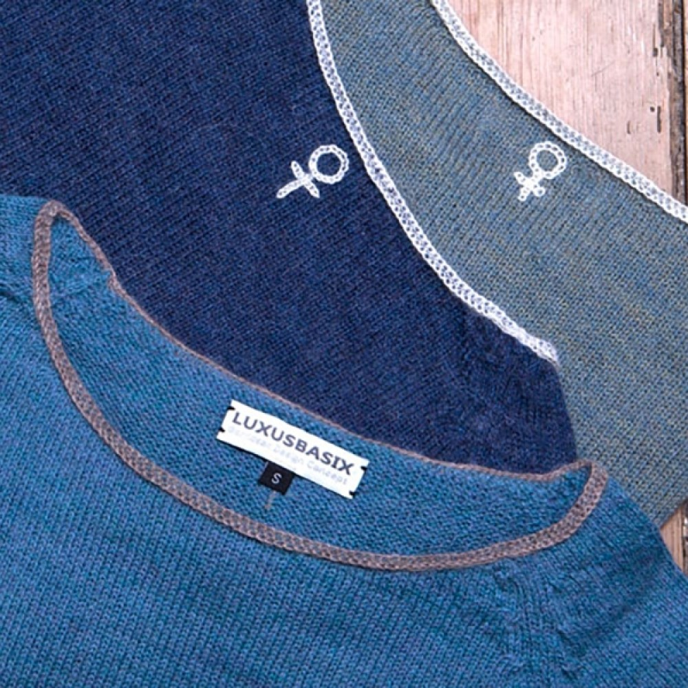 Gorridsen Design Afrodite indigo blue-31