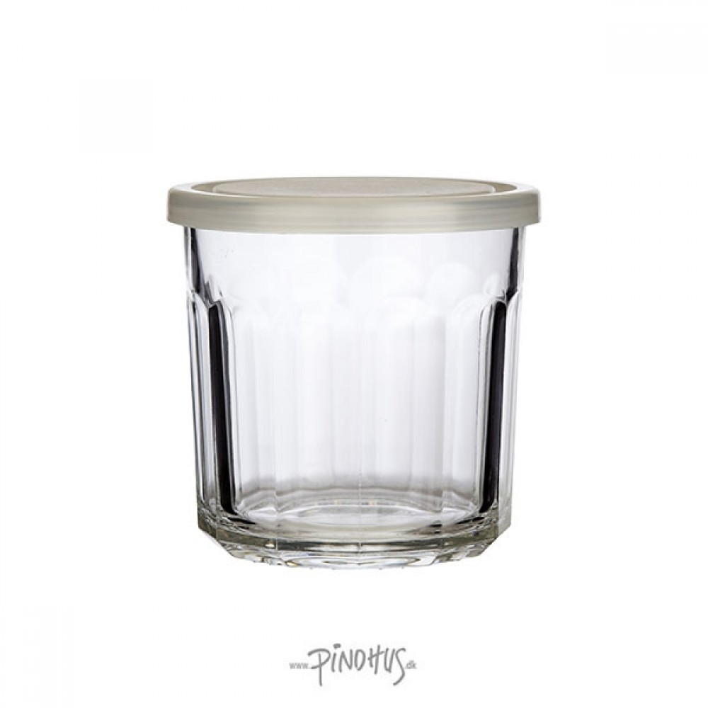 Opbevaringsglas m/låg-31