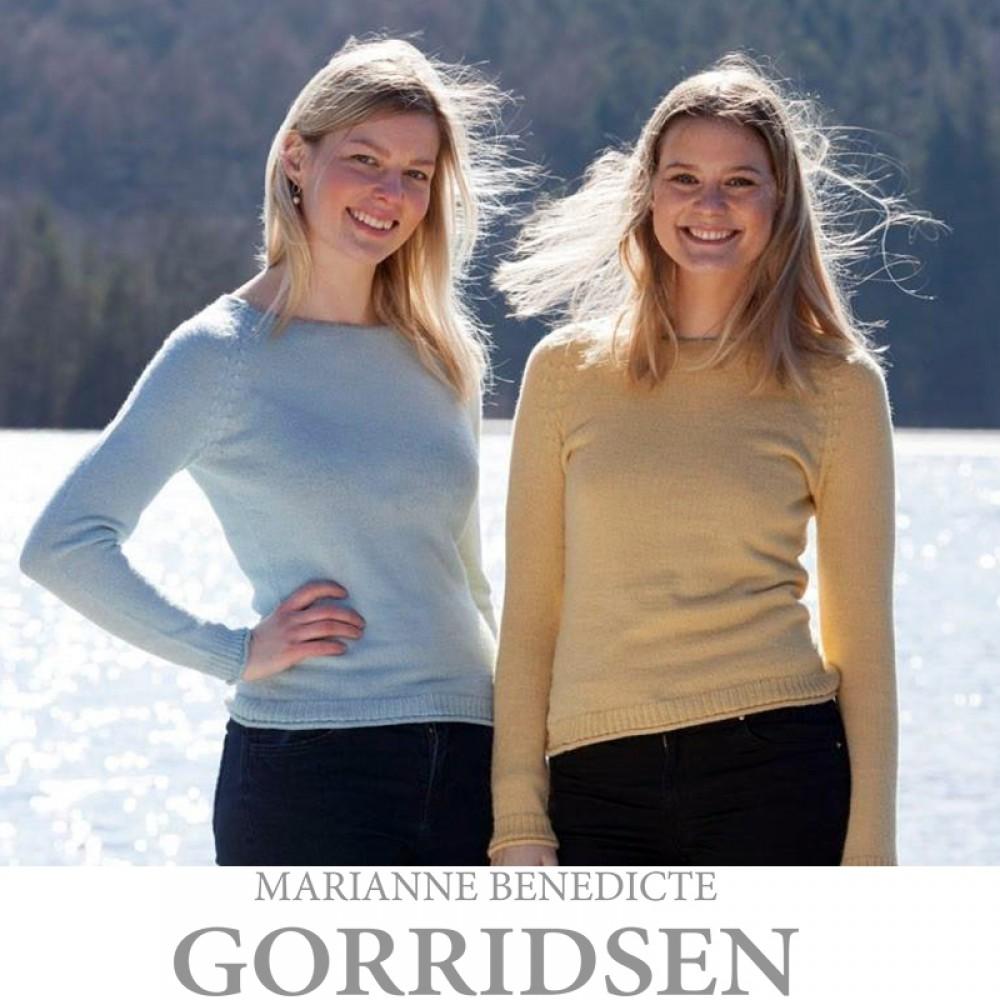 Gorridsen Design Afrodite Pale Sun-31
