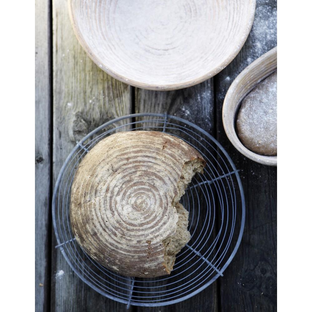 Hævekurv til brød 18cm-31