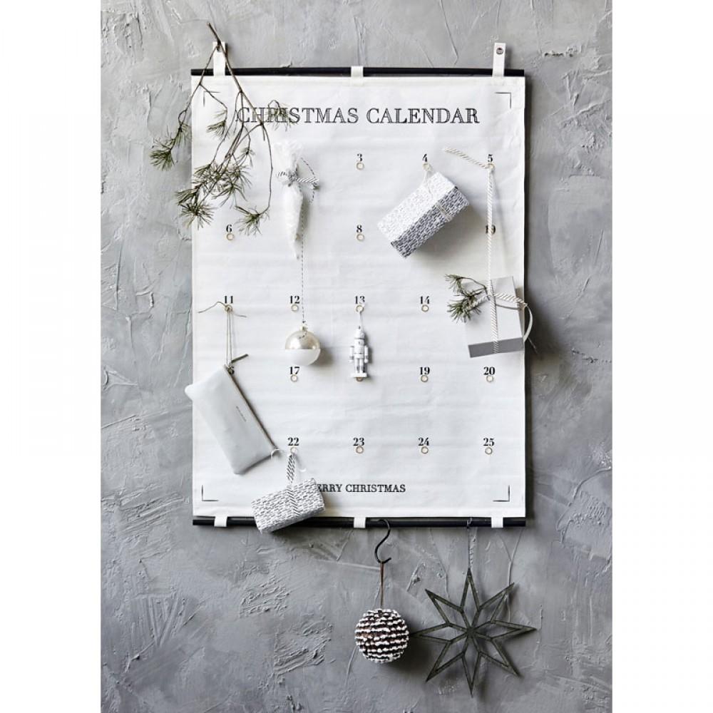 House Doctor kalender oph. 25 dage-30