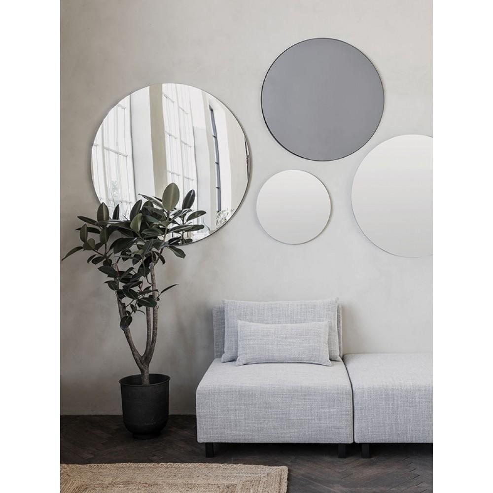 House Doctor Walls spejl 80 cm klar-31
