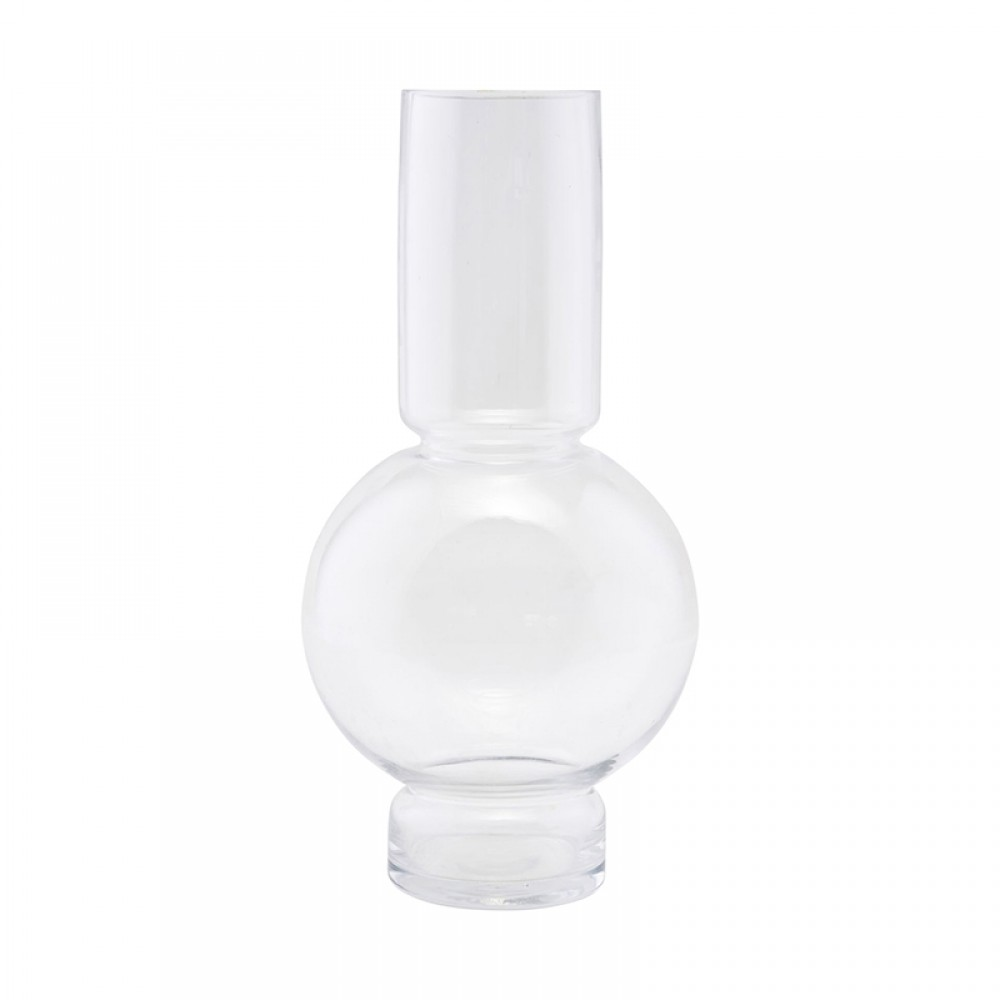 HouseDoctorBubbleglasvaseH35cm-02