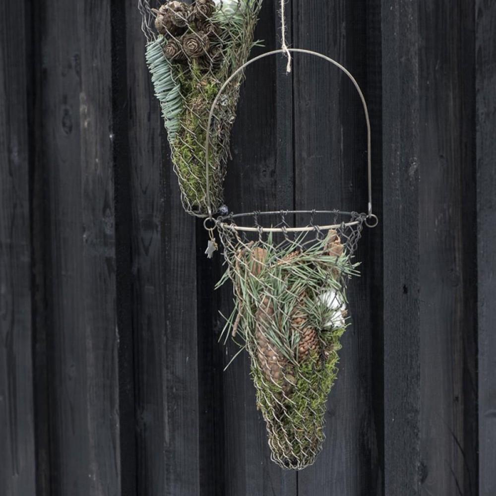 Ib Laursen - Tråd kræmmerhus 27cm