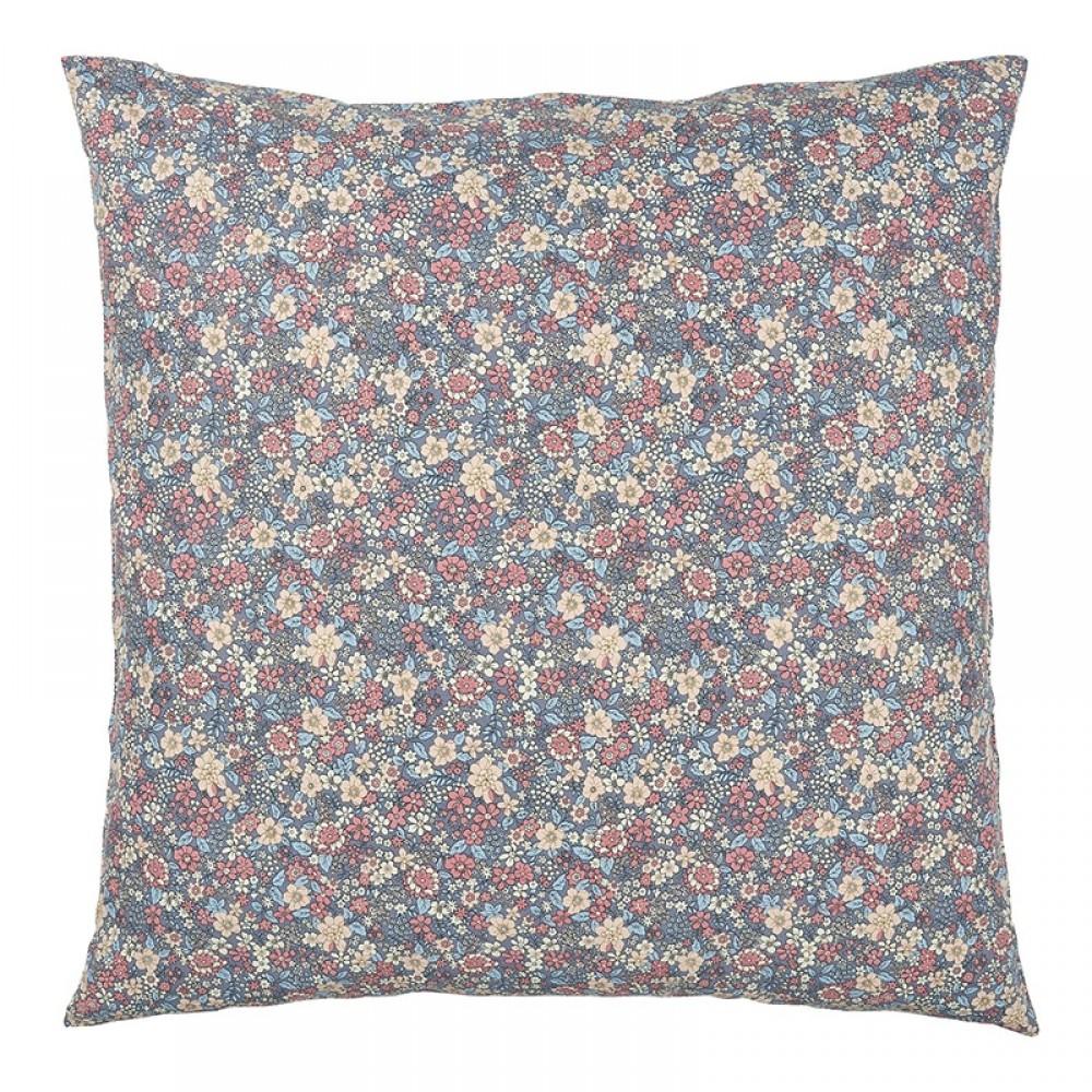 Ib Laursen - Pudebetræk lavendel m/blomster