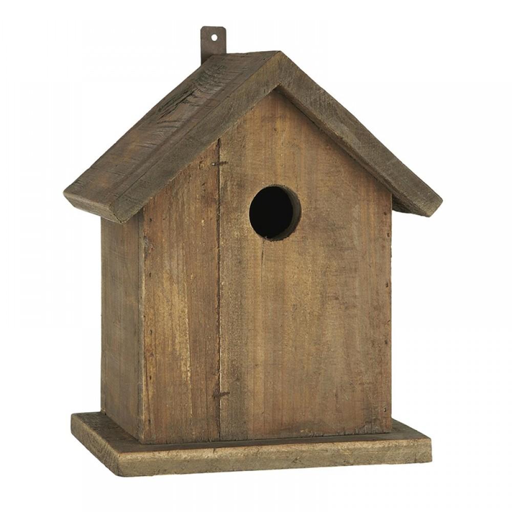 Ib Laursen - Træ fuglehus