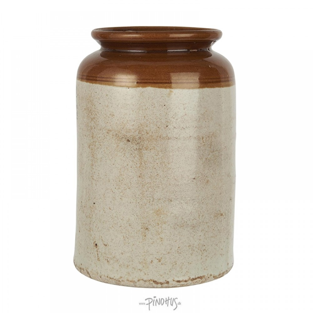 Ib Laursen Keramikkrukke Unika H33cm-31