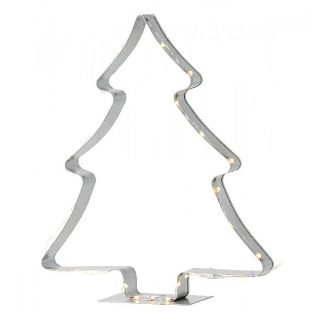 Juletræ m/ LED lys-30