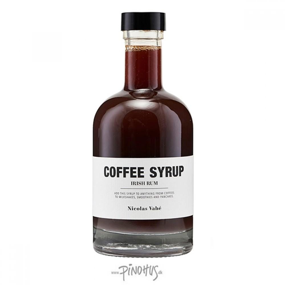 Nicolas Vahé Kaffesirup Irish Rum-31