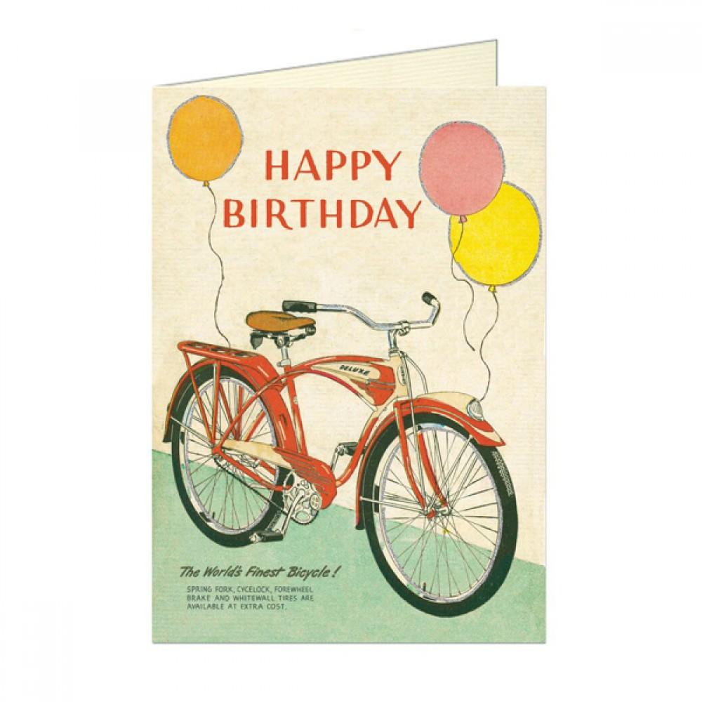Kort vintage Happy Birthday-3
