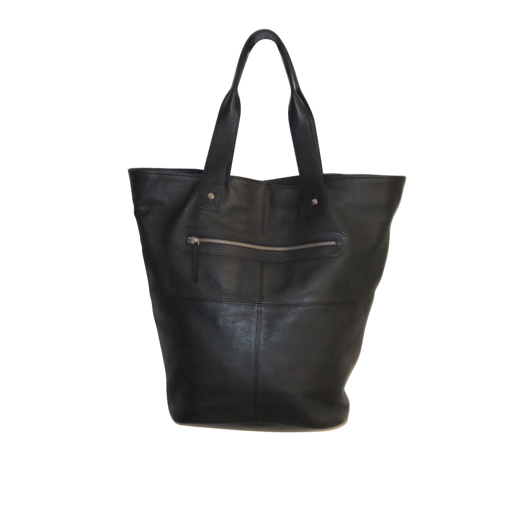 Cofur taske Sort shopper-31