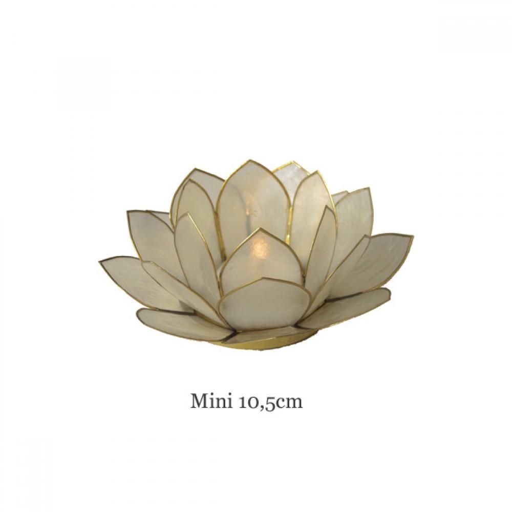 Lotusstage mini - Hvid