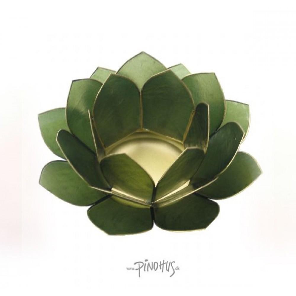 Lotusstage Olive grøn-32