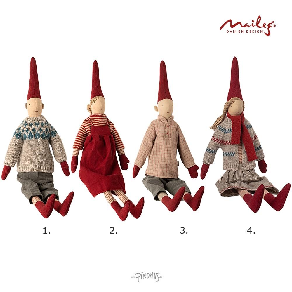 Maileg Jul Medium nisse 50cm-31